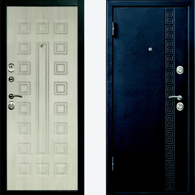 входная дверь металлическая узкая