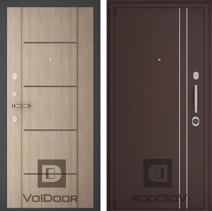 хорошие входные металлические двери от производителя